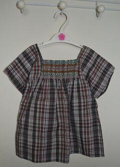À vendre sur #vintedfrance ! http://www.vinted.fr/mode-enfants/filles-chemises-et-t-shirts/21949354-blouse-dete-rayee-antik-batik