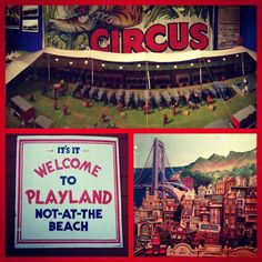 Playland-Not-at-the-Beach in El Cerrito, CA