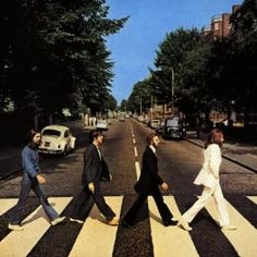 The Beatles - Abbey Road    People can say what they want about Sgt. Pepper's...this is my favorite Beatles album by far.