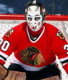 Murray Bannerman | Chicago Black Hawks