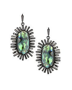 c8ee88a7b Mariah Drop Earrings in Abalone Shell - Kendra Scott Jewelry. Coming April  15! Kendra