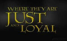 "Hufflepuff Motto<------I thought it was, ""Where they are just, loyal, and true."""