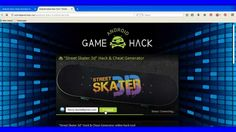 """Street Skater 3d"" Hack & Cheat Generator online hack tool - updated"