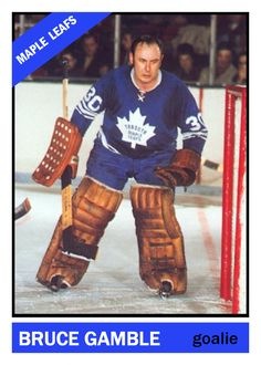The Compleat Toronto Maple Leafs Hockey Card Compendium - Cards That Never Were Blog Pages Hockey Goalie, Hockey Players, Ice Hockey, Maurice Richard, Toronto Maple Leafs, Maple Leafs Hockey, Goalie Mask, Nhl Games, Nfl Fans