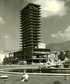 Construccion de la Torre Polar 1951