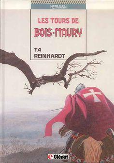 Les tours de Bois-Maury -4- Reinhardt  -  1987