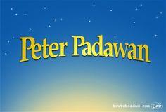Disney's next movies: Peter Padawan