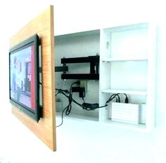 Tv Wall Units With Shelves Flat Screen Wall Cabinet Wall Mount - Entertainment Wall Mount Tv Shelf, Built In Wall Shelves, Best Tv Wall Mount, Tv Built In, Wall Mounted Shelves, Wall Tv, Wall Mount Tv Stand, Floating Tv Shelf, Hanging Cabinet