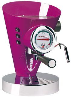 Machine à café espresso DIVA Bugatti - MyClubDesign