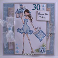stamping bella stamps / card