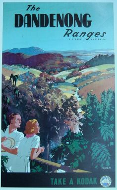 Travel Posters of James Northfield – 2020 World Travel Populler Travel Country Outback Australia, Australia Travel, Parks, Beautiful Forest, Victoria Australia, Camping Life, What A Wonderful World, Vintage Travel Posters, Historical Photos