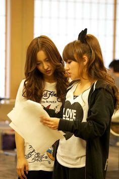 Takamina and Tomochin #AKB48