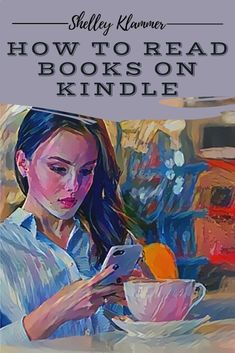 If you have been resistant to trying Kindle books, this article is for you.