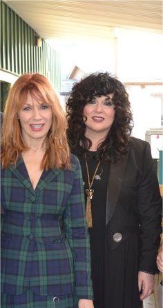 Ann and Nancy Wilson Heart!!