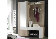 momati24.de - Blacky Garderobe