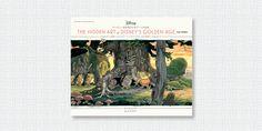 1930 年代に活躍した4人のアーティストの人生と、その素晴らしき作品たちを収録した「ディズニー黄金期の幻のアート作品集」★9月26日発売