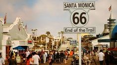 Travel With MWT The Wolf: Santa Monica California Usa