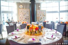 The EPIC Hotel | Photography: LuvRox Studios | #CarrieZack #weddings…