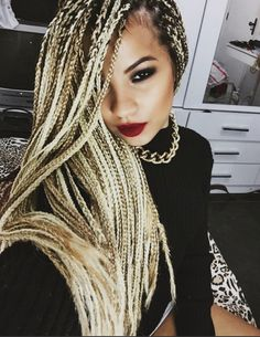 box braid | Tumblr