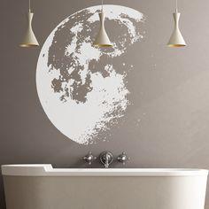 "Moon (17""W x 20""H)"