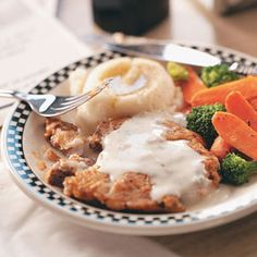 makeover country-fried steak from taste of home