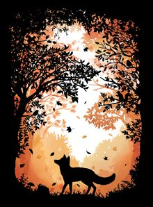 Laura Barrett - Illustration Portfolio - London Based Freelance Silhouette & Pattern Illustrator