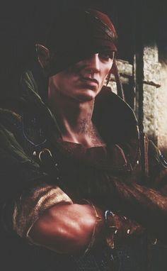 The witcher 2   Iorveth