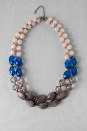 Dallas Beaded Necklace