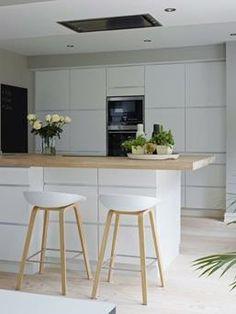 witte keukenbar