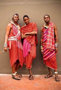 Men in color #EclecticTribes