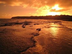 Hawaii sunset | ... Courtney Schaneville, Hawaiian Sunset | Hawaii travel HD pictures