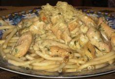 Villámgyors sajtszószos csirkecsíkok Meat Recipes, Gourmet Recipes, Pasta Recipes, Dinner Recipes, Cooking Recipes, Healthy Recipes, Hungarian Cuisine, Hungarian Recipes, Hungarian Food