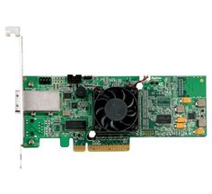 HighPoint RocketRAID 4311 4-Channel PCI-Express x8 SAS 3Gb/s RAID Controller by HighPoint. $289.99. The RocketRAID 4300 series based on HighPoint's TerabyteArchitecture and high-performing Intel IOP348 I/O Processordelivers enterprise-class SAS RAID 5 and RAID 6 performance (749MB/s read and 628MB/s write) for mission criticalapplications that require higher levels of sustained performance, availability and native expansion.