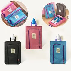 High Quality Shoes Storage Organizer Waterproof Basket Women Men Bag Travel Handbag Necessities Items Accessories Supplies