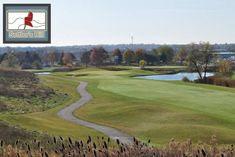 $25 for 18 Holes with Cart at Settler's Hill Golf Course in Batavia near St. Charles ($65 Value. Expires July 1, 2018!)