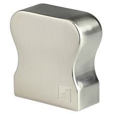 Brushed Nickel Hr Profile Handrail End Cap Handrail Brushed Nickel Cap