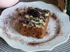 Ciasto z suszoną śliwką #mniam #pyszne #ciasto #cake