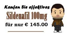 Kaufen Sie effektives #Sildenafil100mg für nur € 145.00  #Sildenafil #Tabletten #Medizin