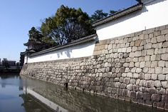 二条城 堀と石垣