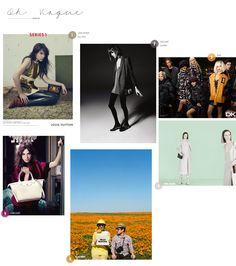 Oh Vogue! Inspiration post • Online 10 09 2014 • http://insins.me/oh-vogue/