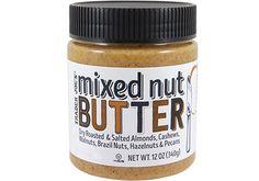 Mixed Nut Butter