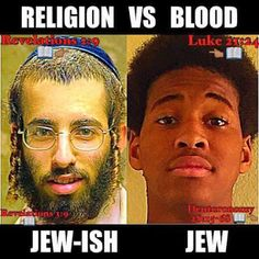 In plain english: IMPOSTER on the left, REAL JEW on the right. I know, you've been told a lie all your life, but this one is TRUTH! Religion, Black Pride, Know The Truth, African American History, Black Power, History Facts, My People, World History, Black People