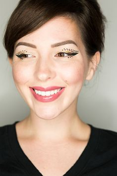20 Different Eyeliner Styles with Urban Decay Razor Sharp Liquid Eyeliner