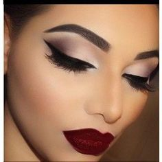 40 Hottest Smokey Eye Makeup Ideas 2017 & Smokey Eye Tutorials for Beginners #makeupideassmokey