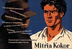 1953 Wojciech Fangor - Mitrea Cocor Polish Posters, Designers, Culture, Film, Movie Posters, Movies, Art, Movie, Art Background