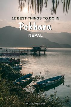 What to do in the lakeside city of Pokhara, Nepal? Check our travel guide with tips on the best things to do and places to visit in the beautiful authentic Nepalese town bhewa Lake including World Peace Pagoda, Sarangkot, outdoor activities and more! #pokhara #nepal #adventure #asia #trekking Stuff To Do, Things To Do, Great Place To Work, Photographs Of People, Tour Operator, World Peace, Small Island, Yoga Retreat, Thing 1 Thing 2