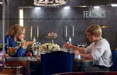 Haymitch and Peeta, plotting to save Katniss...