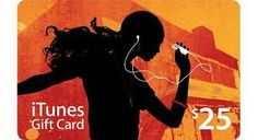 4 Different winners will get a $25 iTunes gift card