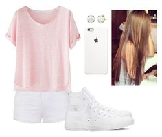 """""""Untitled #1654"""" by hannahmcpherson12 ❤ liked on Polyvore featuring Ally Fashion, Wrap and Converse"""