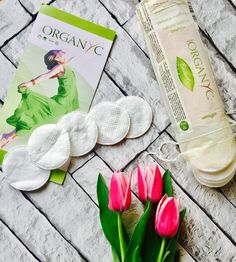 Organyc Cotton Pads